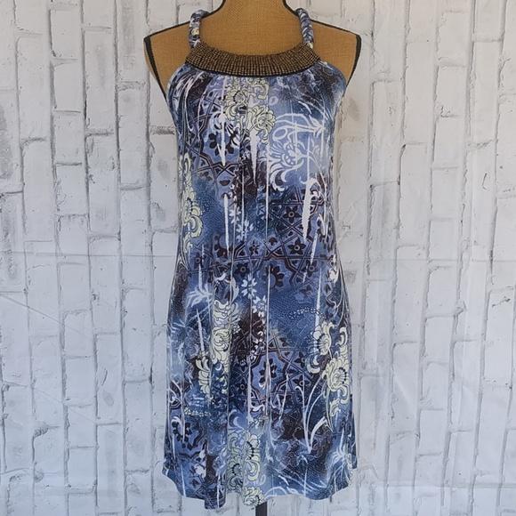 BCX Dresses & Skirts - BCX Racerback Summer Shift Dress Sz S